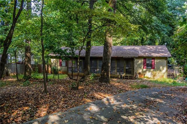 2270 Old Sewell Road, Marietta, GA 30068 (MLS #6617423) :: The Hinsons - Mike Hinson & Harriet Hinson