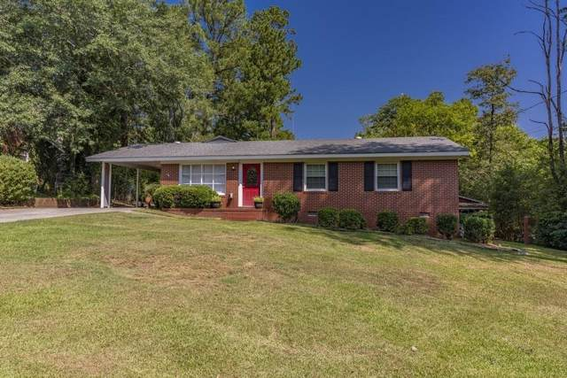 110 Beechwood Circle, Milledgeville, GA 31061 (MLS #6617426) :: North Atlanta Home Team