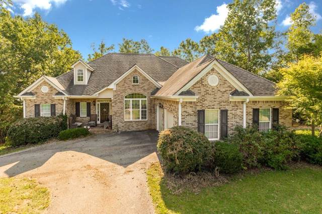 1376 Holloway Hollow, Monticello, GA 31064 (MLS #6617457) :: The Heyl Group at Keller Williams