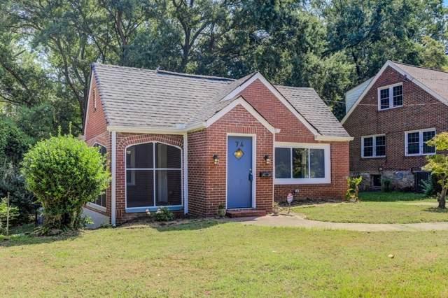 74 Morris Brown Drive SW, Atlanta, GA 30314 (MLS #6617459) :: North Atlanta Home Team