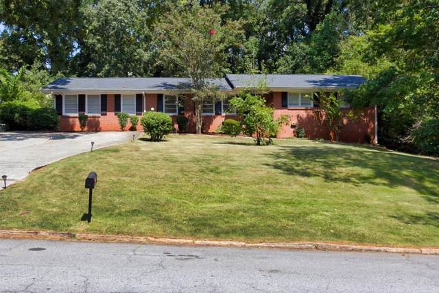 332 Navarre Drive, Stone Mountain, GA 30087 (MLS #6617463) :: The Heyl Group at Keller Williams