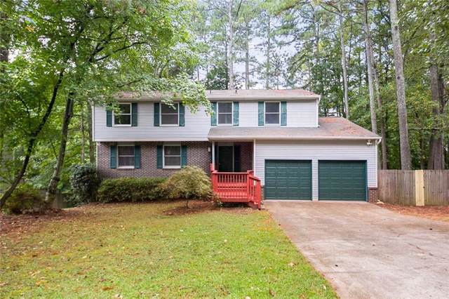120 Sheringham Drive, Roswell, GA 30076 (MLS #6617481) :: Kennesaw Life Real Estate