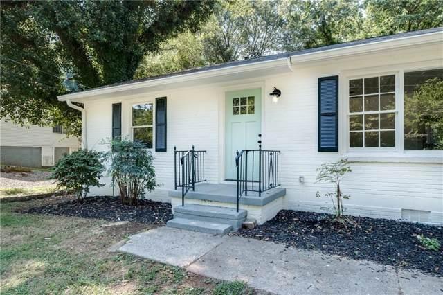 1964 E Cedar Lane SW, Atlanta, GA 30311 (MLS #6617499) :: The Heyl Group at Keller Williams