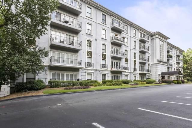 3201 Lenox Road NE #4, Atlanta, GA 30324 (MLS #6617500) :: The Heyl Group at Keller Williams