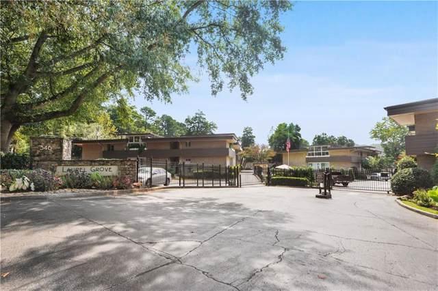346 Carpenter Drive #49, Sandy Springs, GA 30328 (MLS #6617532) :: Dillard and Company Realty Group