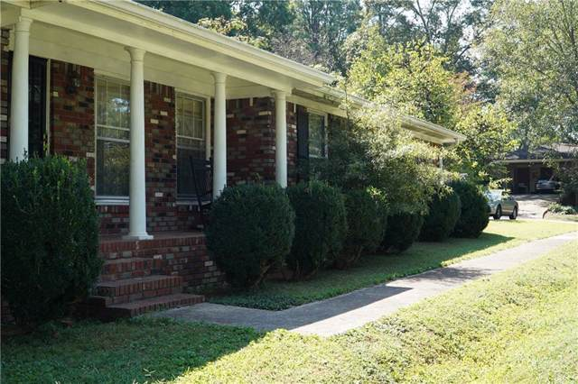 4761 Hemlock Drive, Austell, GA 30106 (MLS #6617533) :: The Heyl Group at Keller Williams