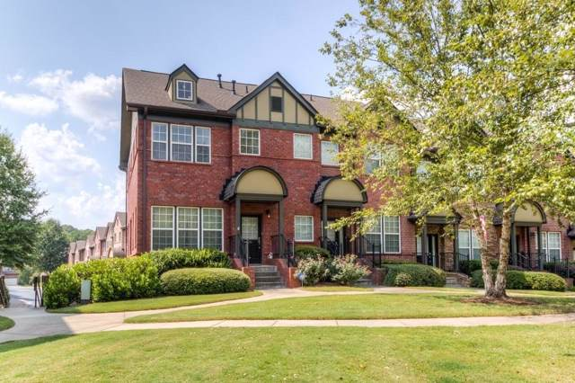 1404 Ashford Creek Circle #1404, Atlanta, GA 30319 (MLS #6617536) :: The Heyl Group at Keller Williams