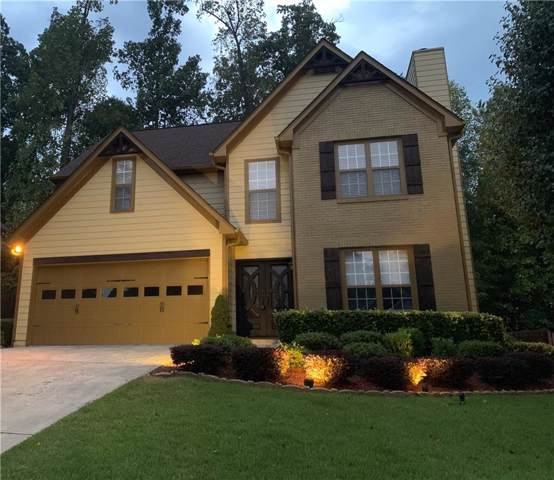 2868 Savannah Walk Lane, Suwanee, GA 30024 (MLS #6617538) :: The Heyl Group at Keller Williams