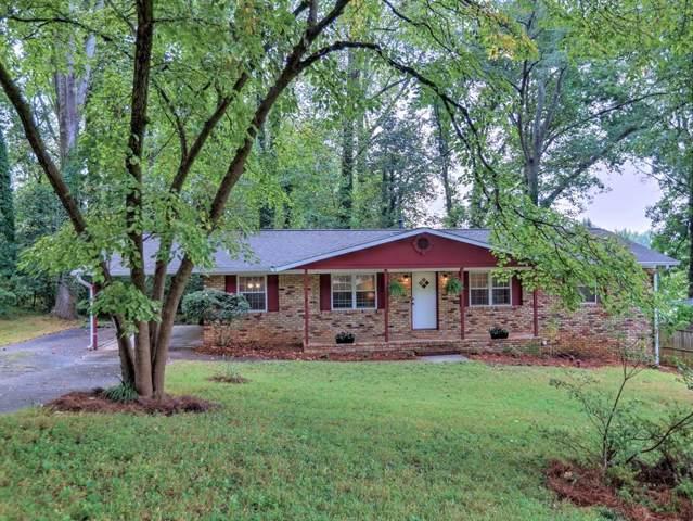 3406 Creek Valley Drive SE, Smyrna, GA 30082 (MLS #6617564) :: The Heyl Group at Keller Williams