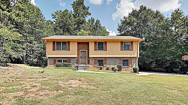 534 Fond Du Lac Drive, Stone Mountain, GA 30088 (MLS #6617571) :: The Heyl Group at Keller Williams