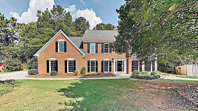 150 Hunters Court, Dallas, GA 30157 (MLS #6617577) :: North Atlanta Home Team