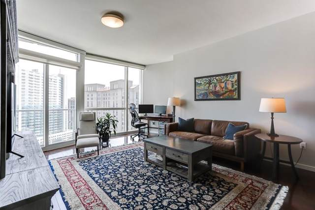 3325 Piedmont Road NE #1908, Atlanta, GA 30305 (MLS #6617614) :: The Heyl Group at Keller Williams