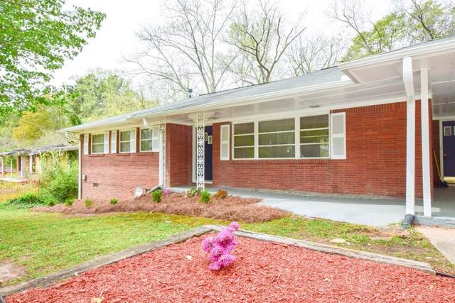 843 S Candler Street, Decatur, GA 30030 (MLS #6617619) :: The Heyl Group at Keller Williams