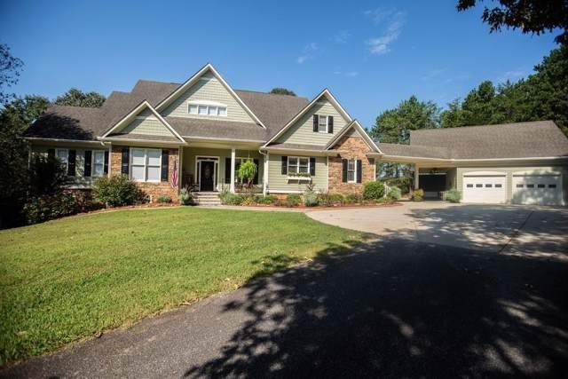 430 Wesley Way, Ball Ground, GA 30107 (MLS #6617651) :: Kennesaw Life Real Estate