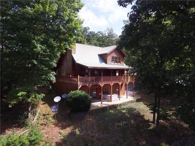 305 Ranch Mountain Drive, Dahlonega, GA 30533 (MLS #6617663) :: North Atlanta Home Team