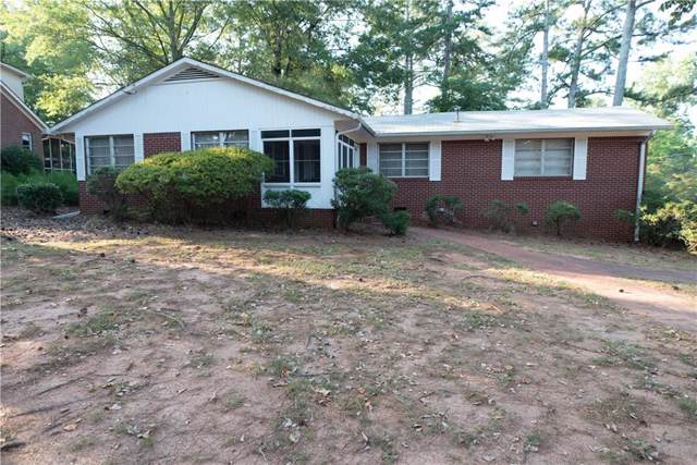 735 Stewart Avenue NW, Marietta, GA 30064 (MLS #6617667) :: The Heyl Group at Keller Williams