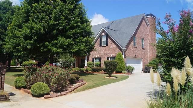 95 Mission Pointe Lane, Covington, GA 30016 (MLS #6617671) :: North Atlanta Home Team