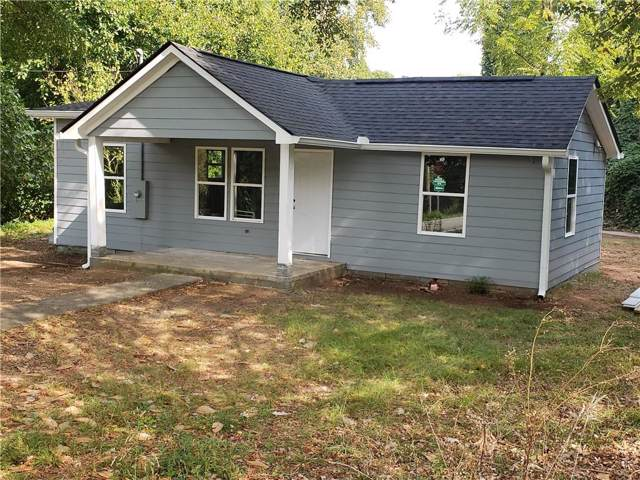 290 Crescent Drive, Gainesville, GA 30501 (MLS #6617711) :: The Heyl Group at Keller Williams