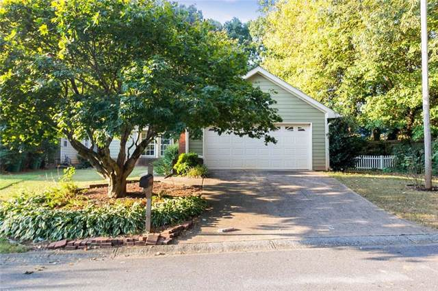 1207 Ascot Court NW, Kennesaw, GA 30144 (MLS #6617735) :: The North Georgia Group