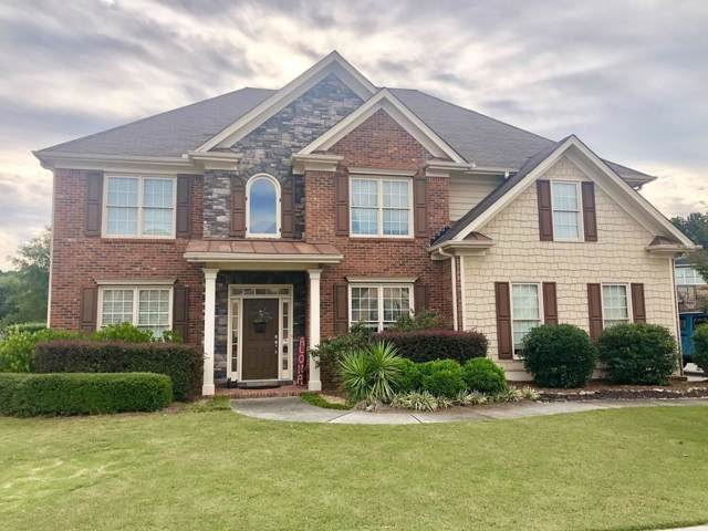 713 Arbor Cove, Loganville, GA 30052 (MLS #6617759) :: Rock River Realty