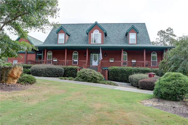 12 Blacksmith Lane NW, Cartersville, GA 30120 (MLS #6617798) :: North Atlanta Home Team