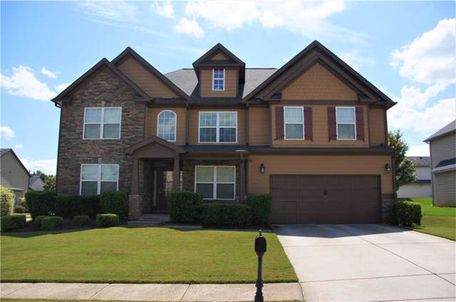 2293 Park Manor Lane, Snellville, GA 30078 (MLS #6617808) :: The Stadler Group