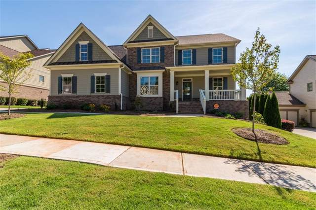 318 Peninsula Pointe, Holly Springs, GA 30115 (MLS #6617818) :: RE/MAX Paramount Properties