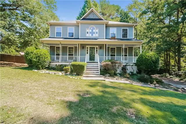 130 Brandon Mill Circle, Fayetteville, GA 30214 (MLS #6617856) :: North Atlanta Home Team