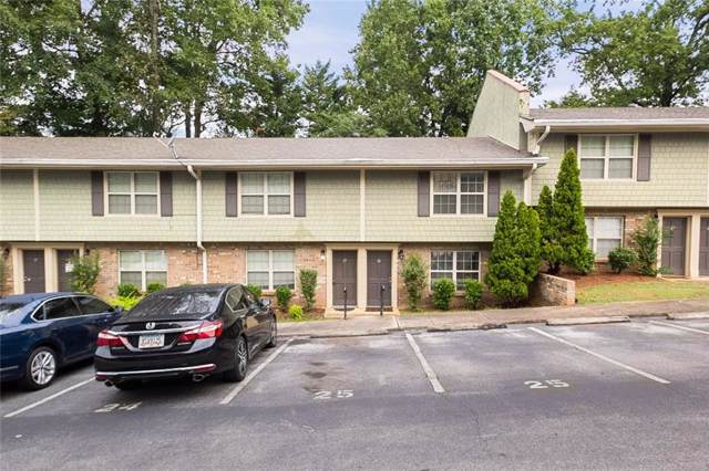 25 Villa Court SE, Smyrna, GA 30080 (MLS #6617859) :: The Heyl Group at Keller Williams