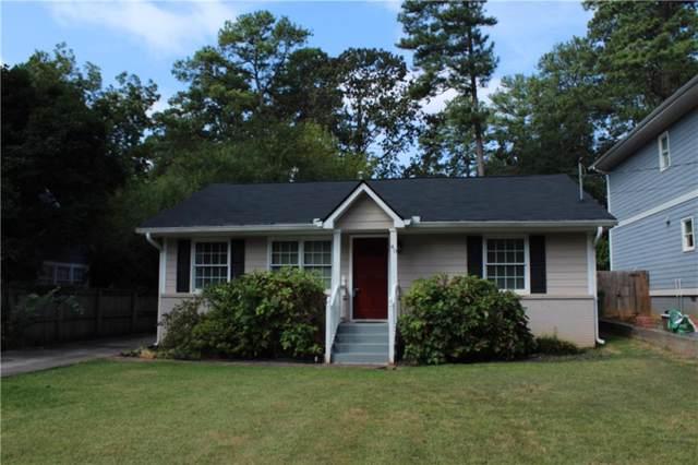 40 Spence Avenue NE, Atlanta, GA 30317 (MLS #6617865) :: RE/MAX Paramount Properties