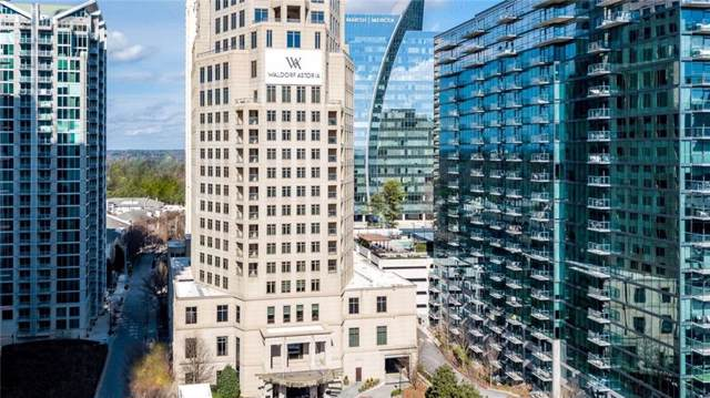 3376 Peachtree Road NE 47A, Atlanta, GA 30326 (MLS #6617867) :: The Heyl Group at Keller Williams