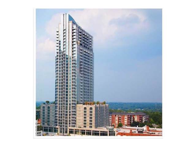 855 Peachtree Street NE #2408, Atlanta, GA 30308 (MLS #6617868) :: The Heyl Group at Keller Williams