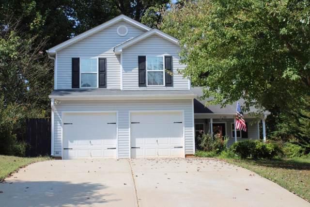 1288 Walnut Way, Winder, GA 30680 (MLS #6617906) :: The Heyl Group at Keller Williams
