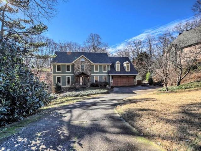 622 Club Lane SE, Marietta, GA 30067 (MLS #6617911) :: KELLY+CO