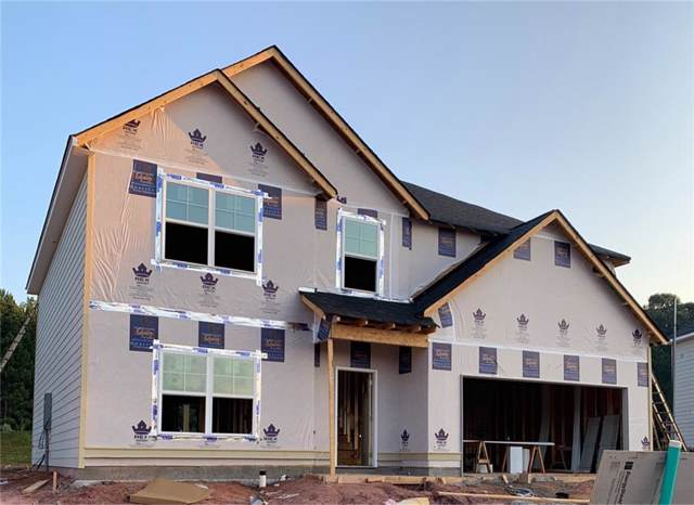 135 Sandalwood Drive, Carrollton, GA 30117 (MLS #6617922) :: RE/MAX Paramount Properties