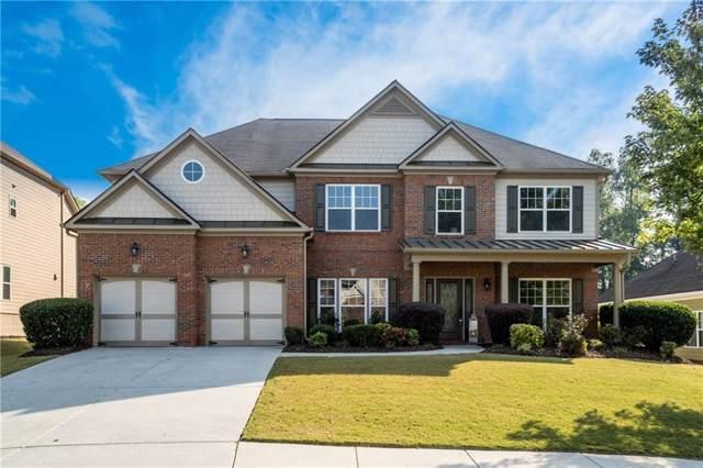 170 Shaw Drive, Acworth, GA 30102 (MLS #6617924) :: Path & Post Real Estate