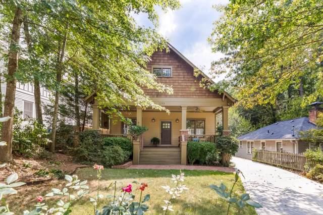2249 Ridgedale Rd Ne, Atlanta, GA 30317 (MLS #6617949) :: RE/MAX Paramount Properties