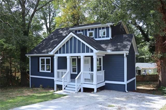 1115 Graymont Drive SW, Atlanta, GA 30310 (MLS #6617951) :: Charlie Ballard Real Estate