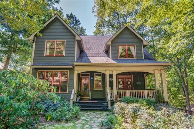 229 Pinebrook Drive, Waleska, GA 30183 (MLS #6617956) :: Charlie Ballard Real Estate