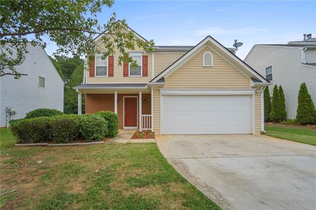 1060 Eatonton Way, Mcdonough, GA 30252 (MLS #6617974) :: North Atlanta Home Team