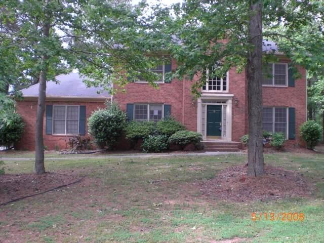 125 Creekwood Trail, Fayetteville, GA 30214 (MLS #6617976) :: The North Georgia Group