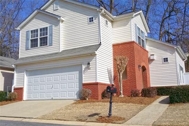 281 Manley Court, Woodstock, GA 30188 (MLS #6617979) :: Kennesaw Life Real Estate