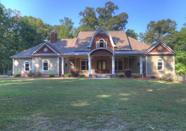 4661 Sweetbriar Road, Social Circle, GA 30025 (MLS #6617989) :: Rock River Realty