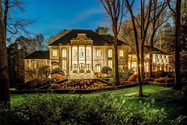 795 Highcourt Road, Atlanta, GA 30327 (MLS #6617995) :: Path & Post Real Estate