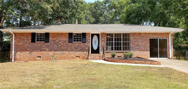 1267 Peggy Lane NW, Conyers, GA 30012 (MLS #6617997) :: RE/MAX Paramount Properties