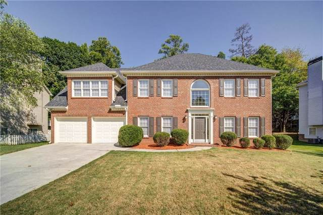 3150 Crestmont Way NW, Kennesaw, GA 30152 (MLS #6618010) :: Kennesaw Life Real Estate