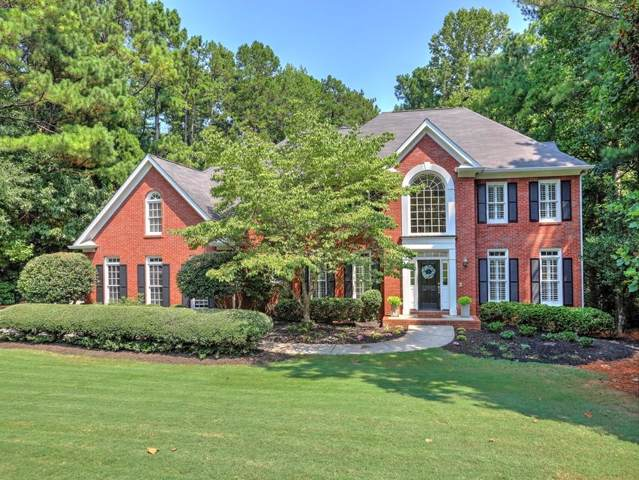 1666 Valor Ridge Drive NW, Kennesaw, GA 30152 (MLS #6618035) :: The Heyl Group at Keller Williams