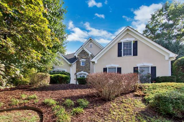 1046 Woodcroft Chase NW, Marietta, GA 30064 (MLS #6618045) :: Rock River Realty