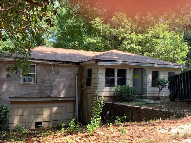 479 Larchmont Circle NW, Atlanta, GA 30318 (MLS #6618049) :: Kennesaw Life Real Estate