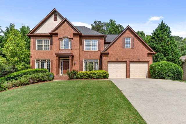 1020 Windhaven Drive, Alpharetta, GA 30005 (MLS #6618075) :: North Atlanta Home Team